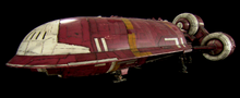 Corellian Star Shuttle