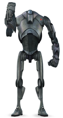 B2 Series Super Battle Droid