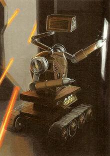 MK-Series Maintenance Droid