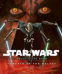 Threats of the Galaxy cover