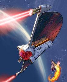 Ginivex-Class Starfighter