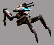 Assault droid Mark IV