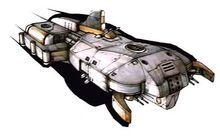 HKD Missile Frigate