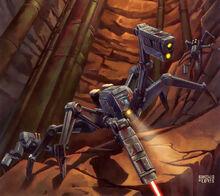 KM1 Mining Droid