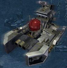 Decimator Tank
