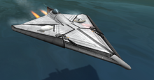 Delta-7 High-Maneuver Aethersprite