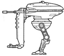 Eradicator-Series Battle Droid