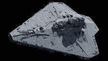 Imperial II-Class Frigate-0