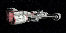 Corellian Consular-Class Fighter Carrier