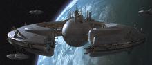 Lucrehulk-Class Droid Control Ship