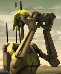 OOM-Series Battle Droid