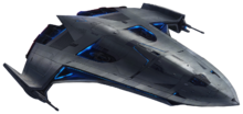 X-70B Phantom-Class Operations Craft