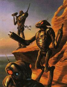IX-6 Heavy Combat Droid