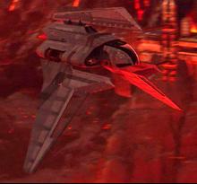 Palpatine's Theta Shuttle