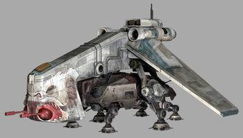 LAATc Gunship
