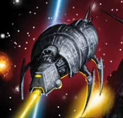 Shaadlar-Type Troopship
