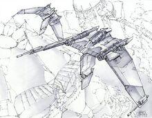 T-19 Starfighter