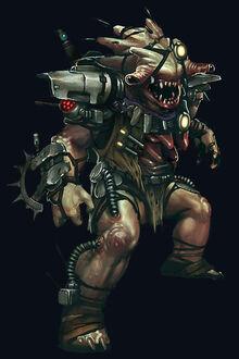 Flesh Raider