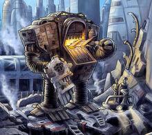 GRZ-6B Wrecker Droid