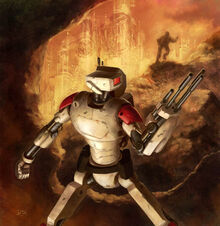 HKB-3 Hunter-killer Droid