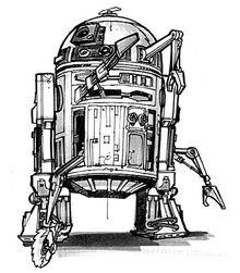 P2-Series Astromech Droid