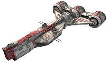 Corellian Consular-Class Missile Cruiser