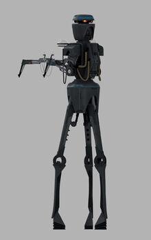 DD-13 Medical Assistant Droid
