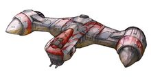 Freefall-Class Bomber