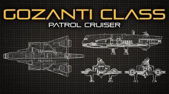 Star Wars- Gozanti Class Patrol Cruiser - Ship Breakdown