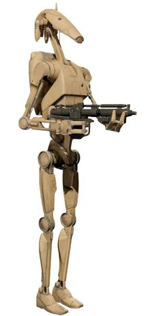 B1 Series Battle Droid