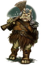 Gamorrean NEGAS