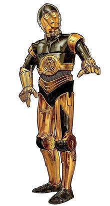 3PO Series Protocol Droid