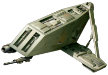 Pursuer-Class Enforcement Ship