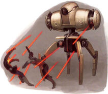 T4 Turret Droid