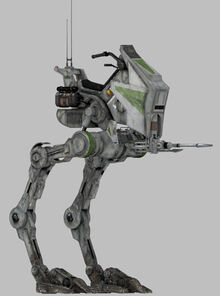 AT-RT Unmanned