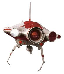 Mark VII Inquisitor Seeker Droid
