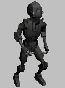 ET-74 Communications Droid