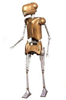 EV-Series Supervisor Droid