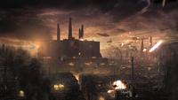 Zerstörung des Jedi-Tempels von Corsucant