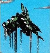Kestrel Nova (Takeoff)