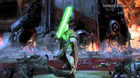 Star Wars The Old Republic - Return Cinematic Trailer