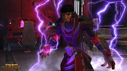 Sith Inquisitor Lightning