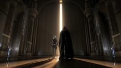 Malgus betreed de Jedi Temple
