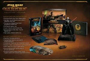 STAR WARS The Old Republic Collectors Edition