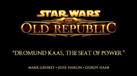 Dromund Kaas, the Seat of Power - The Music of STAR WARS The Old Republic
