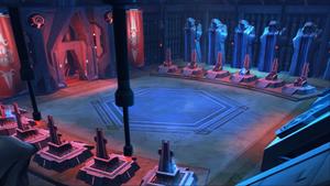 Dark council