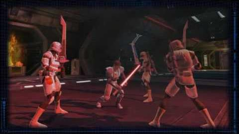 Star Wars The Old Republic Sith Warrior Skill