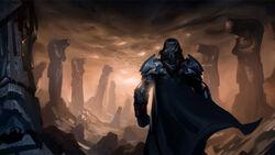 De Sith keert terug op Korriban