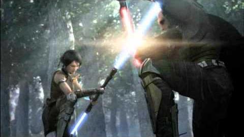 Star Wars The Old Republic - Deceived Novel Trailer