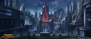 Dromund Kaas City concept art